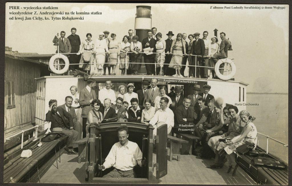 Wycieczka statkiem