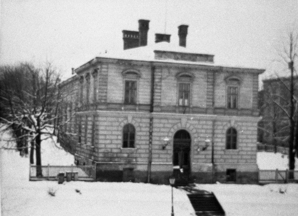 Jeden z budynków należących do PIRR w Bielsku.